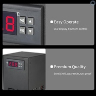 Yali 35L 70W Aquarium Chiller Cooling System LCD Display Semiconductor Refrigeration Water Chiller F