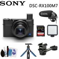 【分期0利率】SONY RX100M7 RX100VII RX100 Mark 7相機Vlog youtuber 影音組