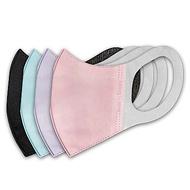 【Incare】MIT立體3d三層防護舒適口罩(50入/4色可選)