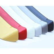 裕隆 NISSAN BIG TIIDA 尾翼 擾流板 材質 ABS 運動版