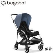 【送2樣好禮】荷蘭 Bugaboo Bee5 輕便嬰兒手推車 (丹尼藍 遮陽棚)_好窩生活節