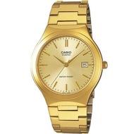 Casio นาฬิกาข้อมือผู้ชาย สายสแตนเลส รุ่น MTP-1170 ของแท้ประกันศูนย์