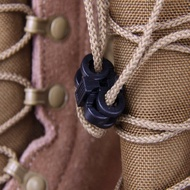 Sancheng 20Pcs เชือกรองเท้าแบบผูกเร็วหัวเข็มขัดกระเป๋าสะพายหลังสำหรับเดินทางหัวเข็มขัดชุดเดินทาง