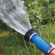 รดน้ำสนามหญ้าแรงดันสูงปรับดับเพลิงรถซักผ้าสวนรั่วซึมกลางแจ้งหัวฉีดสเปรย์