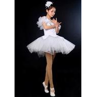 5Cgo【代購七天交貨】43163046368 芭蕾舞蹈裙 成人紗裙蓬蓬裙芭蕾比賽服tutu天鵝湖舞演出服飾 芭蕾舞衣