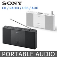[SONY] Portable Audio / Portable Speaker / ZS-PE60 / CD Player / USB Memory / FM AM RADIO / AUX Audi