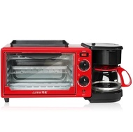 早餐機神器電烤面包機多功能吐司機神器三合一早餐機家用全自動多士爐箱 爾碩數位3c