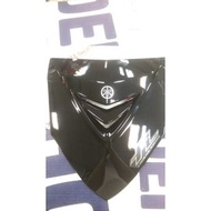 YAMAHA部品 山葉公司貨 新勁戰 勁戰二代 2代勁戰 前胸蓋 大盾牌 亮黑色