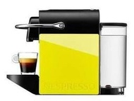 Nespresso Pixie Clips C60 D60 可換面板膠囊咖啡機 黑黃雙色 日本保固 無贈送膠囊