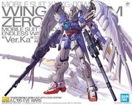 【鋼普拉】現貨 BANDAI 萬代 MG 1/100 WING GUNDAM ZERO EW Ver.Ka 天使鋼彈 新天使