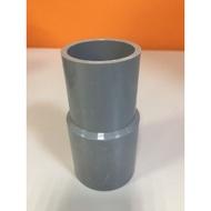 """南亞 異徑普通給水接頭 2-1/2"""" x 1-1/2"""" 變換接頭 大小頭 PVC 塑膠水管 水管 轉 2-1/2吋"""