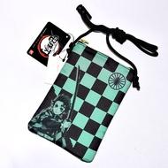 鬼滅之刃 炭治郎 手機側背包, 手機包, 證件包 BANDAI 日本正版