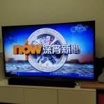 55 吋 Samsung 4k 曲面電視