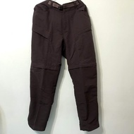 The North Face Paramount Trail Convertible Pant 男 透氣快乾兩截褲 M