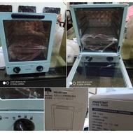 松木12L立式時尚雙層電烤箱