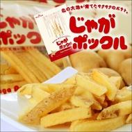 【Calbee】Potato Farm北海道薯條三兄弟 10袋入カルビーじゃがポックル 180g 常溫配送