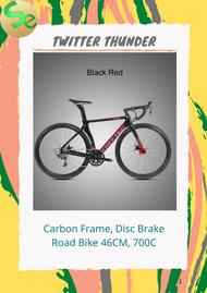Twitter Thunder Road Bike Disc Brake 46CM