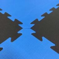 【方格子地墊】100%台灣製造 105*105*2cm EVA 巧拼地墊/安全墊/遊戲墊/運動墊/爬行墊/跆拳道墊