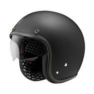 【ASTONE】SP3  素色 (平光黑) 復古帽 安全帽 內襯可拆洗