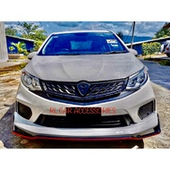 Proton persona 2019 2020 2021 vvt drive 68 d68 drive68 bodykit body kit front side rear skirt ducktail spoiler