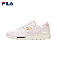 FILA Fusion Heritage Leather Womens Sports Shoes Pink