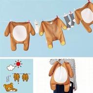 現+預🍪懶懶熊造型洗衣袋 拉拉熊