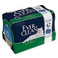 【免運費 - 單包賣場】Ever Clean - 藍鑽貓砂【規格:42磅】