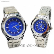 ALBA Stainless Steel Couple Watch