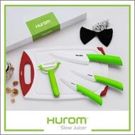 Hurom Ceramic 7 inch Knife Set
