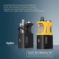 ↖↘BEAST VAPE↖↘【現貨正品】SXK Supbox DNA 60W Box Kit