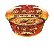 滿漢大餐 麻辣鍋牛肉麵(6入)