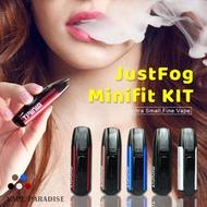 【迷霧天堂】現貨送果汁JustFog Minifit KIT微風 小巧口感主機 停不下來的好滋味 含果汁套裝【A090】