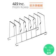 【韓國 422Inc】氣炸鍋/烤箱用不鏽鋼麵包架|8L、11L、13L適用|官方旗艦店