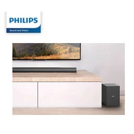 Philips Soundbar Speaker in 2.1Channel wireless subwoofer HT1520B with HDMI ARC