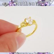 Ring of Gold Chrysanthemum 916 / Gold Ring