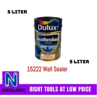 ICI Dulux Wall Sealer 15222 For Exterior and Interior / Cat Undrcoat Dinding Rumah- 5 Liter