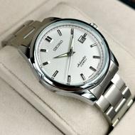 Seiko_อัตโนมัติย้ายผู้ชายนาฬิกา S-Eiko sarb035 วิศวกรรมนาฬิกาข้อมือ 30 เมตรกันน้ำส่องสว่างนาฬิกา S-E-I-K-O สแตนเลส satch