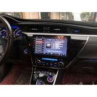"""1G+16G Android 8.1 9"""" GPS Single Radio Car Navigation WiFi Quad-Core Din Stereo"""