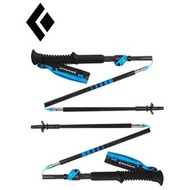 Black Diamond-美國-DISTANCE CARBON FLZ碳纖維登山杖(單支)#112204【樂山林戶外用品館】