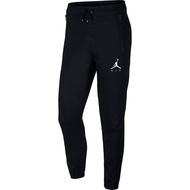 [Jordan] 男款運動縮口長褲 梭織 黑 AV1841010《曼哈頓運動休閒館》