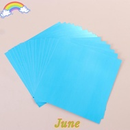 JUNE Adhesive stickers Stickers Acrylic Wall Stickers Mirror DIY Self-adhesive PET Mirror Sticker Ultra-thin Soft Mirror