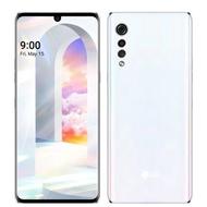 LG樂金5G智慧手機VELVET手機白色LMG900EMW-W