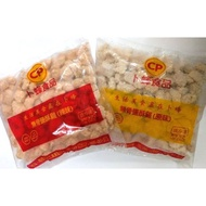 【樂鮮市集】卜蜂無骨鹽酥雞(辣味/原味)約1公斤/包