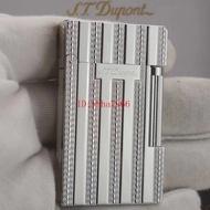 【專櫃新款】S.T Dupont法國都彭朗聲充氣打火機 可重複使用瓦斯