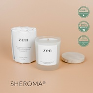 SHEROMA® Aromatherapy Soy Candle 65g