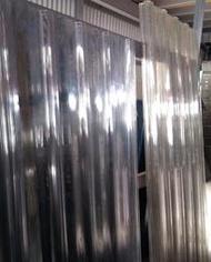 PC 5槽 4槽 採光罩 塑膠浪板 屋頂遮陽板 遮雨棚