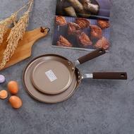 學廚班戟皮可麗餅千層平底鍋煎鍋煎盤雞蛋捲模具果子不沾烘焙工具