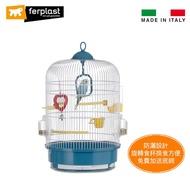 義大利ferplast飛寶進口鳥籠牡丹玄鳳小號豪華型鸚鵡寵物鳥籠大鸚帝國