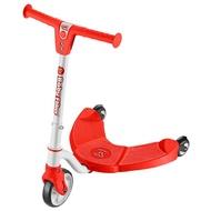 Yvolution Baby Fliker雙翼搖擺滑板車-幼幼款(紅)