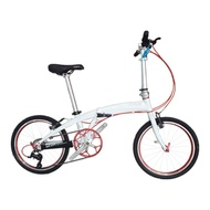 Crius Velocity Disc brakes Folding Bicycle 9-Speed 10-Speed 406 451 (20 or 22inch) with SHIMANO parts